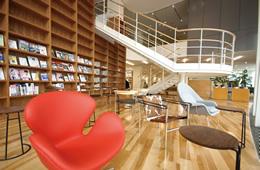 図書館さくらカフェ