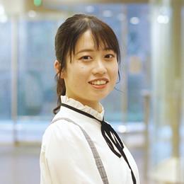 看護学科 1年 三富 晴稀さん