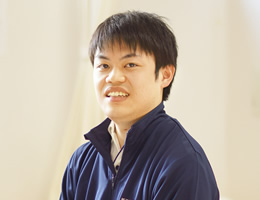 社会福祉学科 4年 森 勇太朗さん