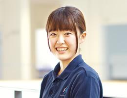 社会福祉学科 4年 中島 晴夏さん