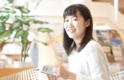 臨床心理学科 3年 小椋 茉央さん