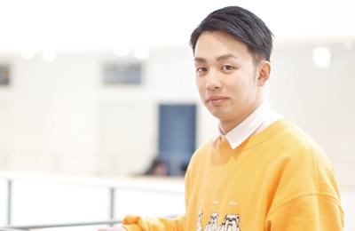 福祉心理学科ソーシャルワークコース 4年 田澤 風馬さん