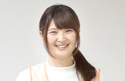 幼児教育学科 2年 石田 睦美さん