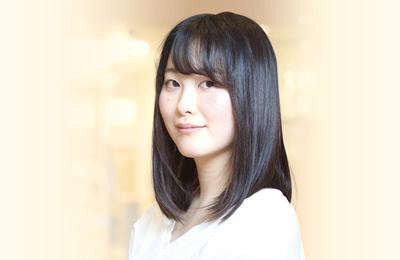 人間総合学科 2年 渡邊 舞桜さん