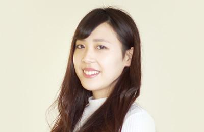 人間総合学科 2年 池田 有希さん