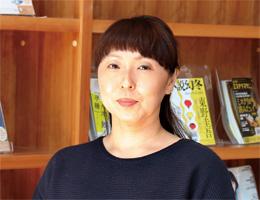 人間総合学科 関 久美子准教授