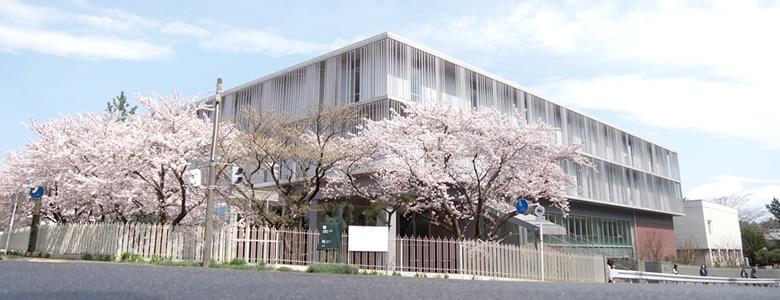 新潟青陵学園外観パース